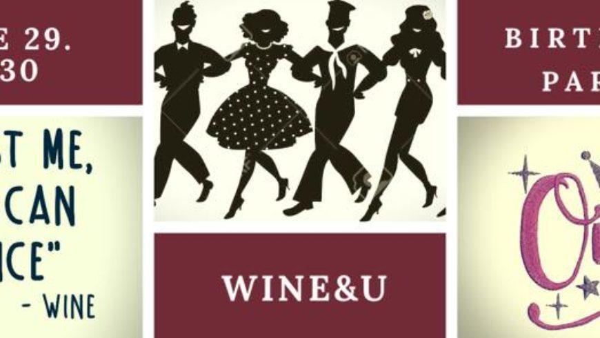 Birthday party Wine & U