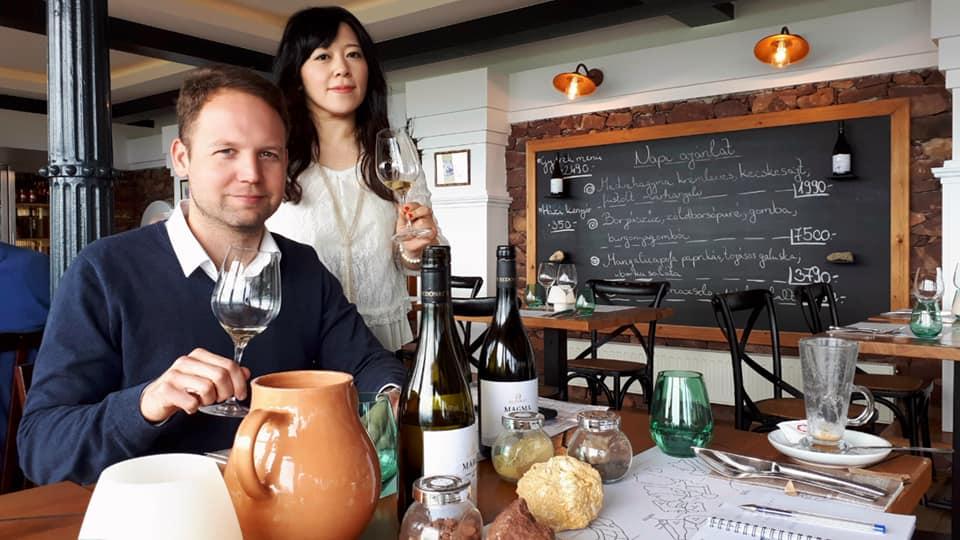 Szent Donat Restaurant 2019.05 photo by ©Papp Hideko, FinesseWinepia