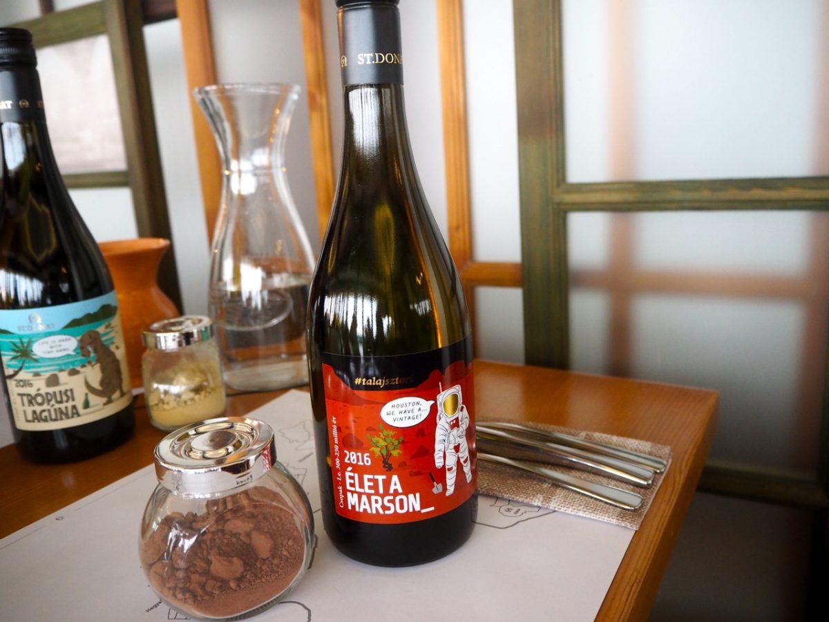 ELETA MARSON 2016 Photo by© Papp Hideko ST.DONAT tasting with Tamas