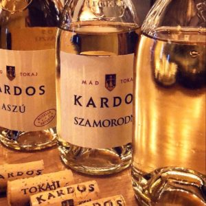 Kardos Tokaj Tokaj Szamorodni Photo by ©Kardos Tokaj