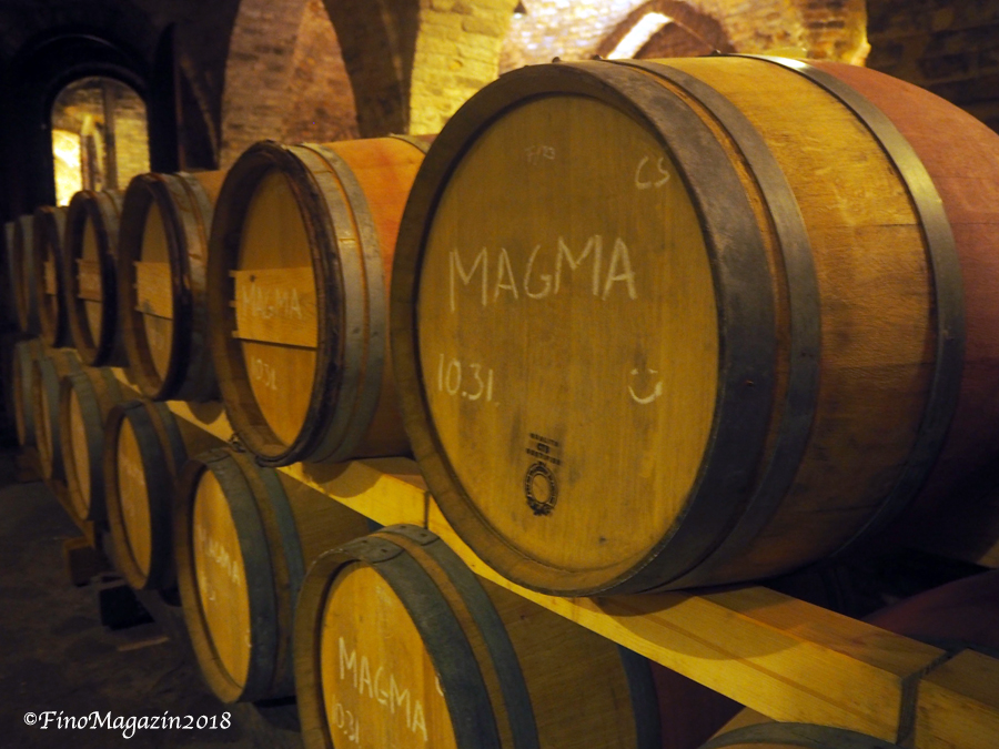 ST.DONAT Wine Cave Celler Tihany by©Papp Hideko, FinoMagazin2018, FinesseWinepia2020